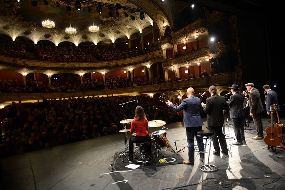 Wiener Tschuschenkapelle: Novogodišnji koncert u Volksteatru
