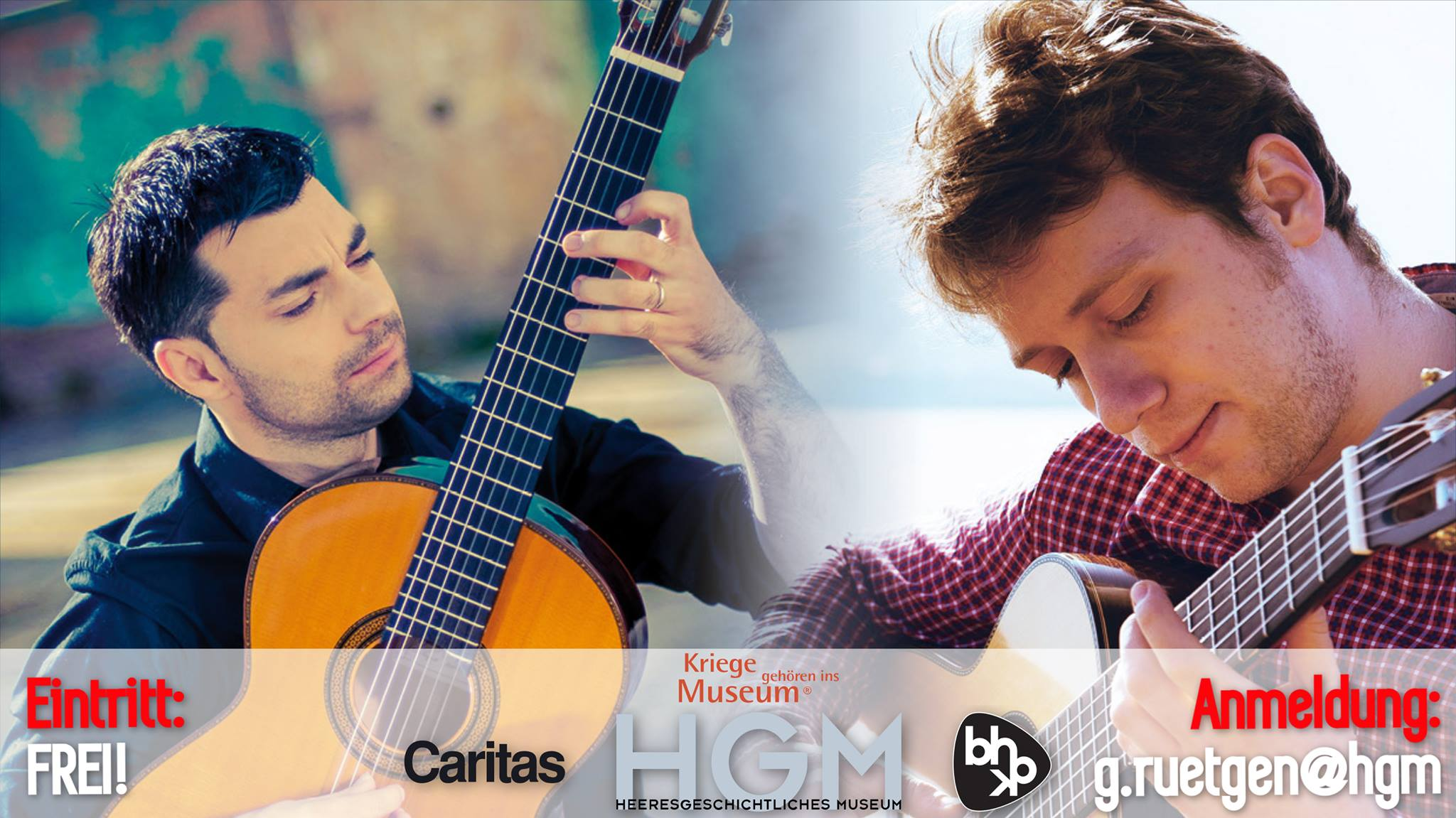 "Dobrotvorni koncert ""Bosnian Classic Guitars"""