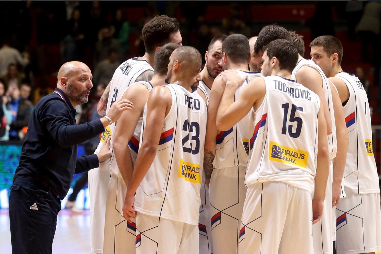 Kvalifikacije Za Mundobasket Utakmica Srbija Austrija U Beču