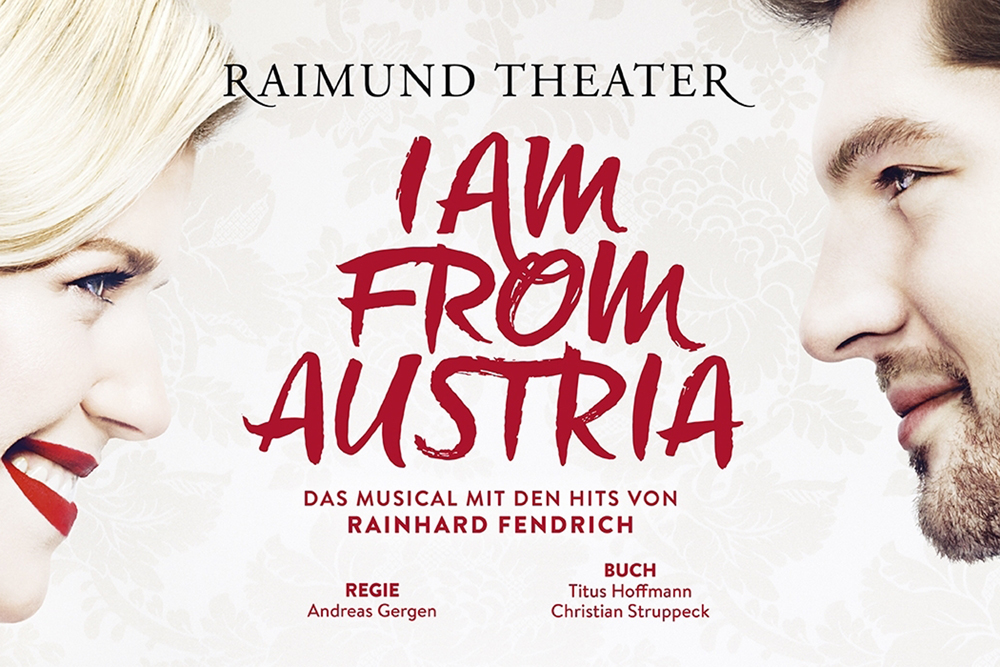 "Musical: ""I Am From Austria"""