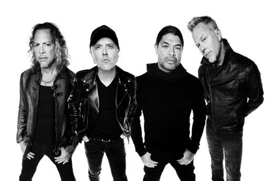 Konzert: Metallica in Wien