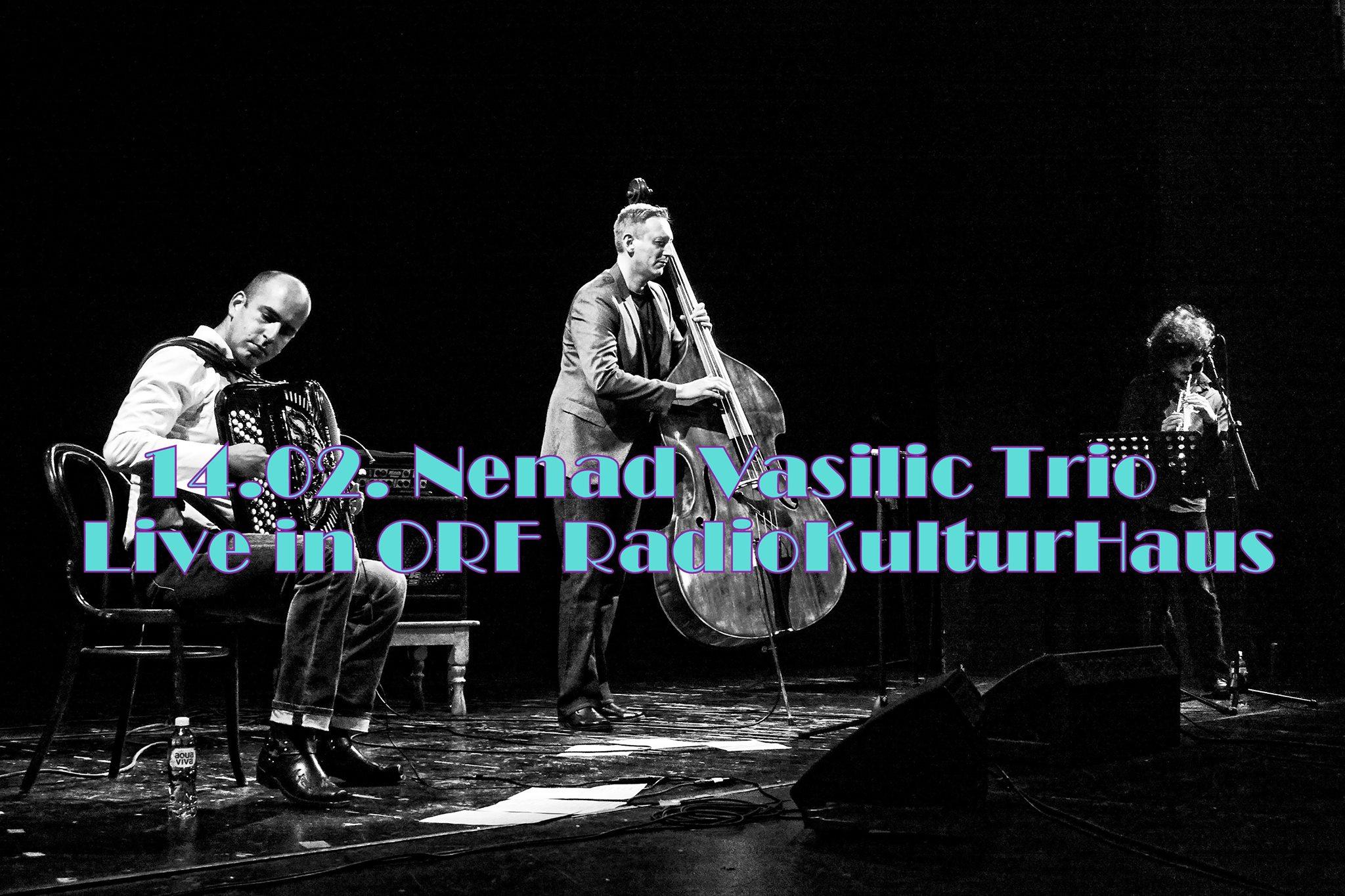 Užitak za ljubitelje džeza: Nenad Vasilić Trio