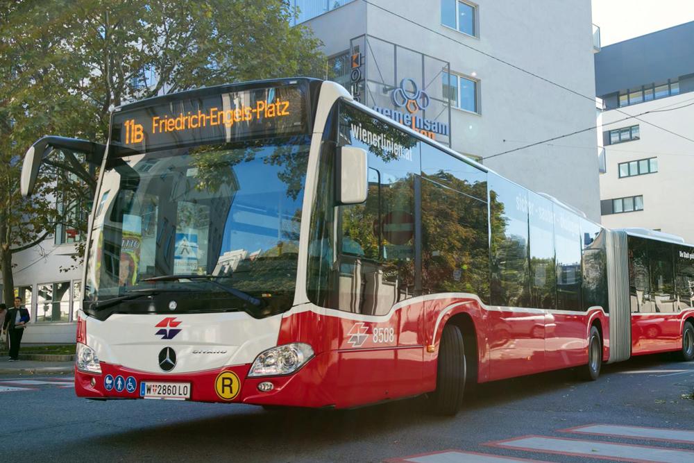 Stellenangebot Wiener Linien Suchen 150 Neue Autobuslenkerin