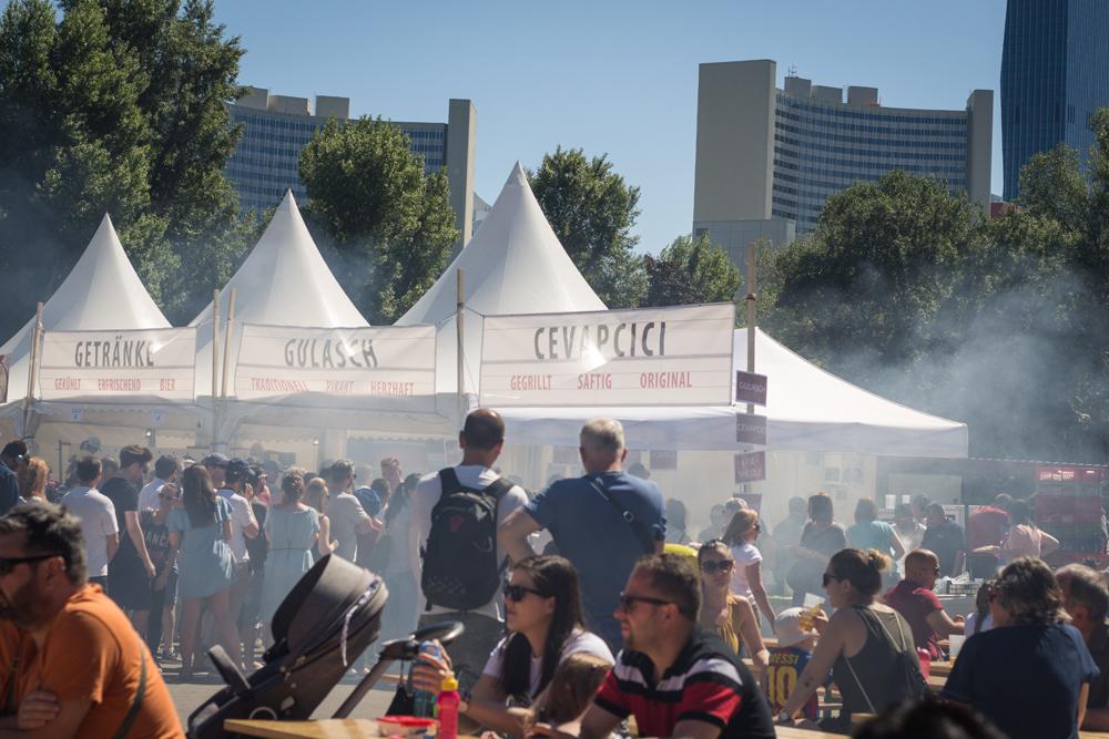 Donaupark festival: Četiri dana muzike, zabave i gurmanluka u Beču