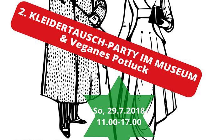 Wiener Kleidertausch-Party