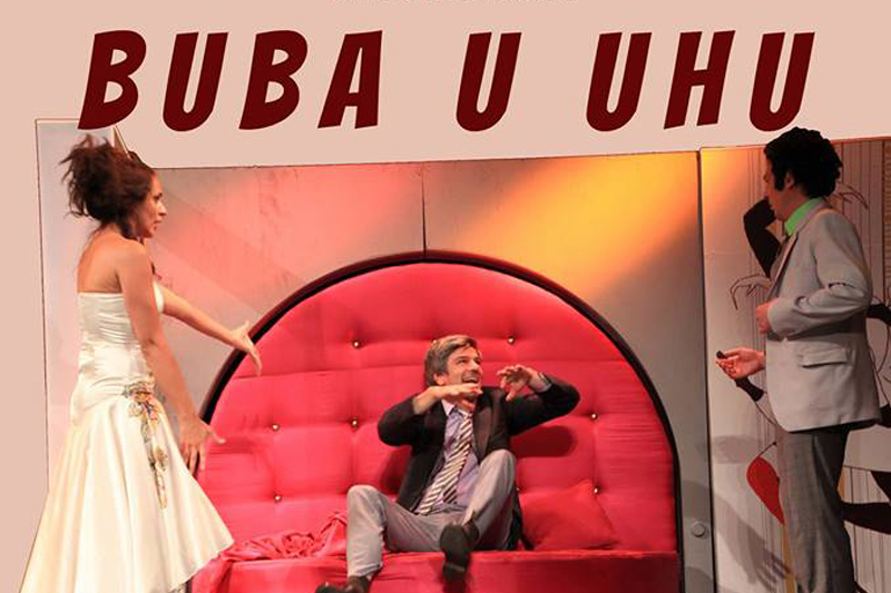 Beč-Akzent teatar: Pozorišna predstava Buba u uhu