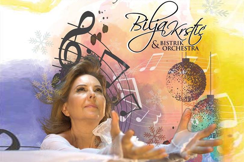 Srpski novogodišnji koncert u Beču: Bilja Krstić i Bistrik