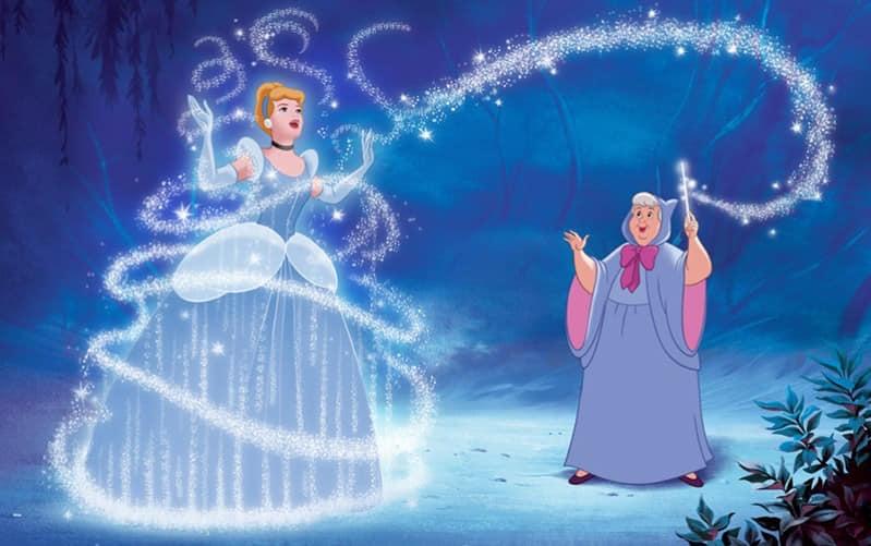 """""""Pepeljuga""""-Novogodišnja pozorišna predstava za decu"""