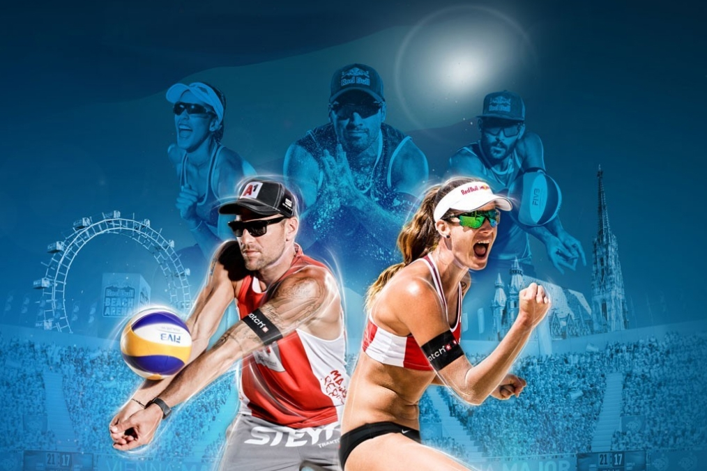 Vienna Major 2019:  Internationales Beachvolleyball-Turnier