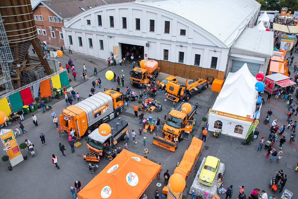 Mistfest - Festival otpada u Beču