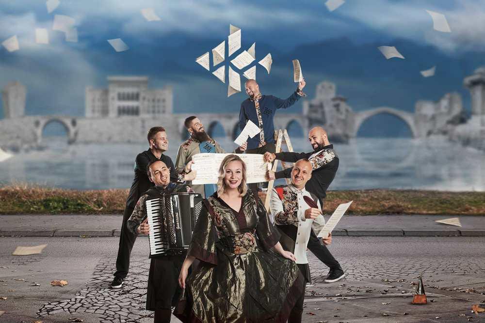 Beč: Koncert Divanhane u Simm City-ju