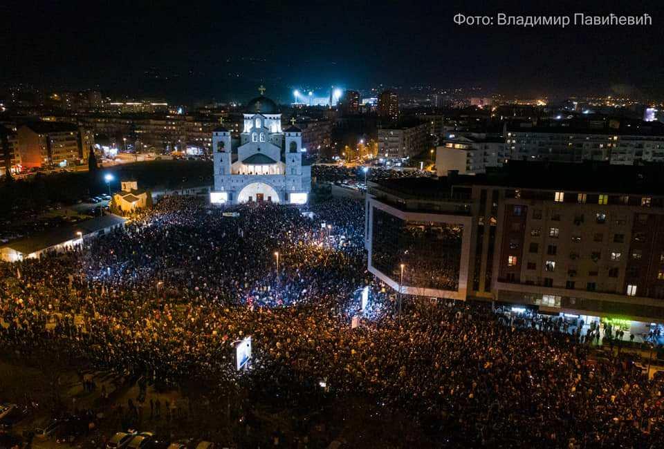 "Velika litija u Beču: Miran protest ""Ne damo Svetinje""!"