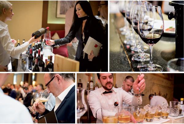 Belgrad Wein Salon in Wien