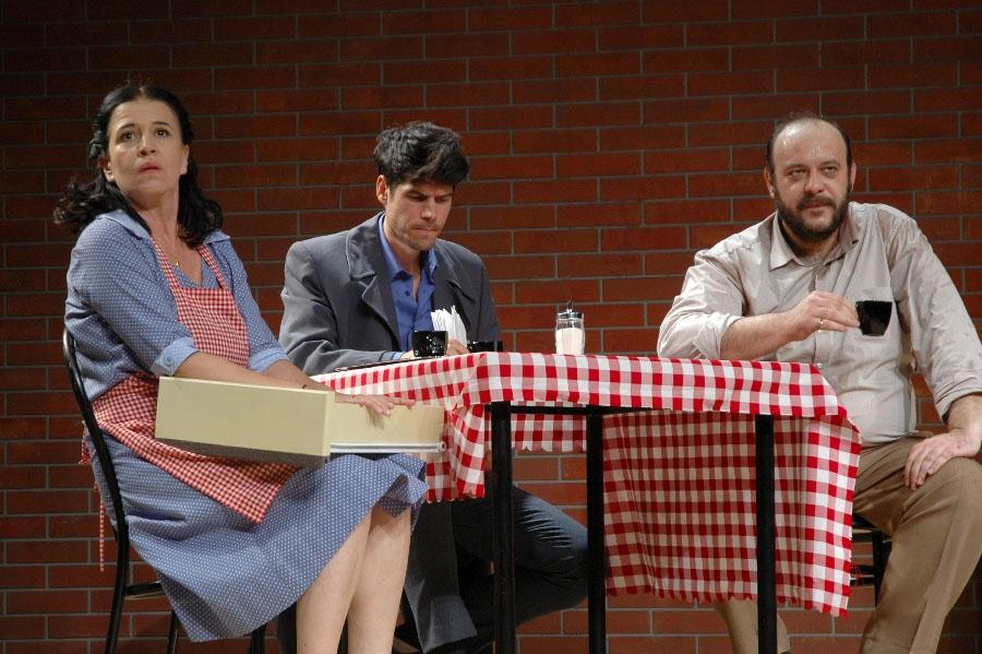 Pozorišna predstava Balkanski špijun u Akzent teatru u Beču
