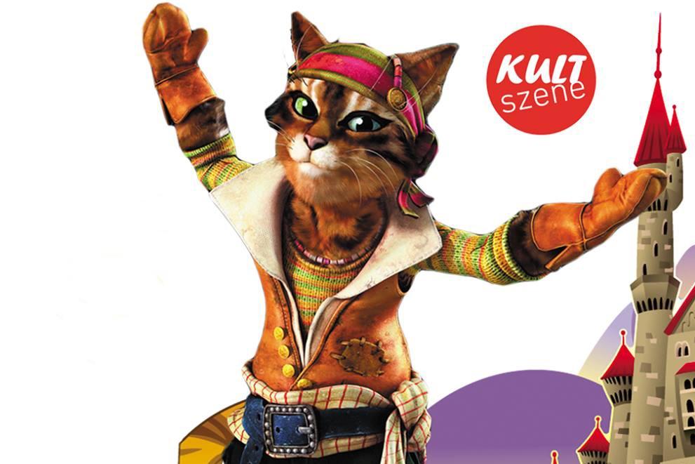 Pozorište za decu: Mačak u čizmama