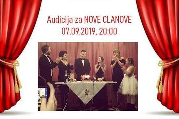 Gastarbajteri: Audicija za nove glumce u amaterskom pozorištu