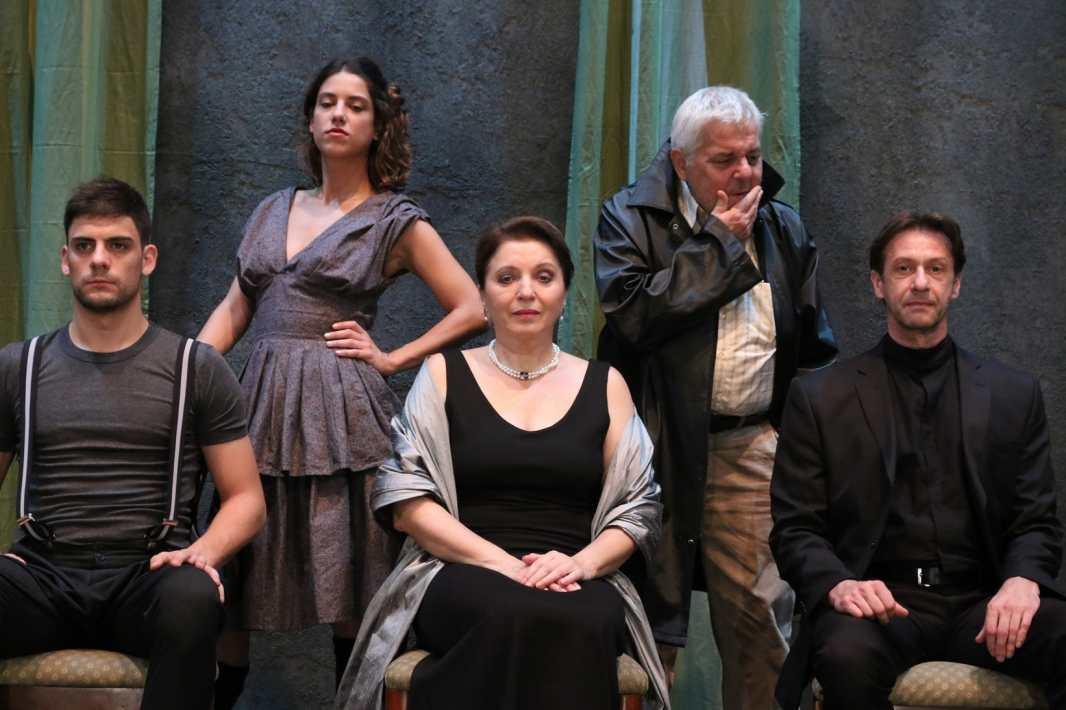 "Pozorišna predstava ""Aveti"" u Akzent teatru"