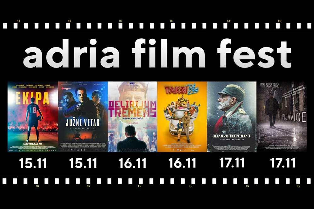 Adria Film Fest: Festival domaćeg filma u Beču