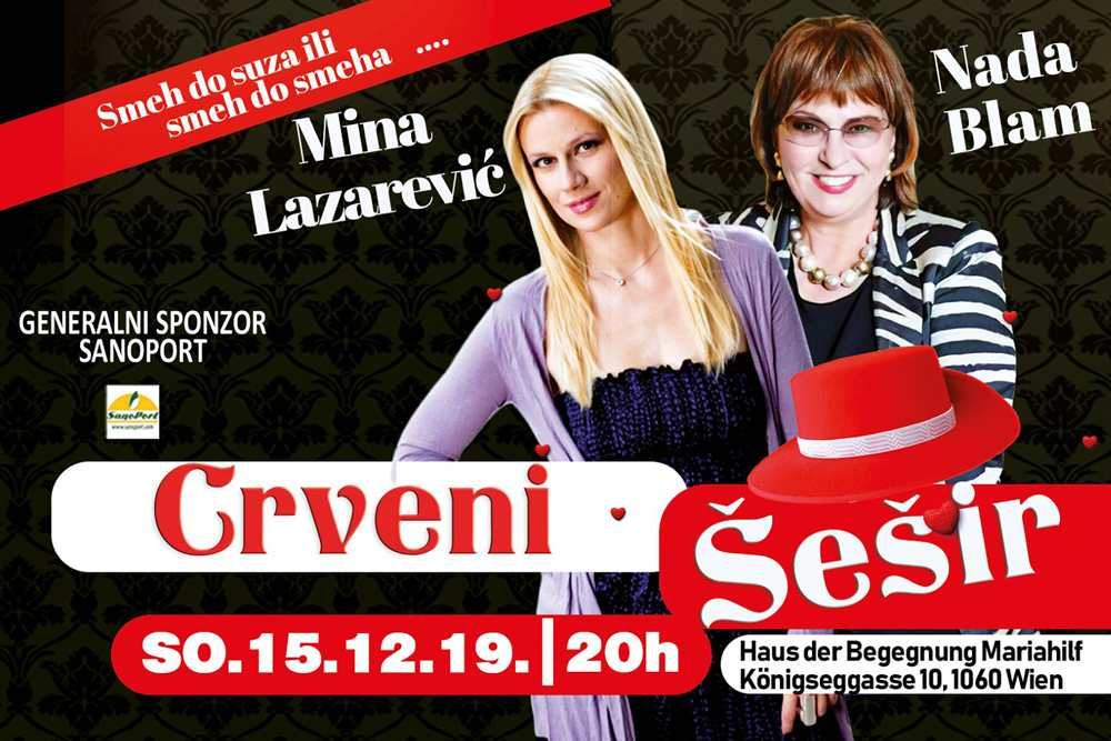 "Pozorište u Beču: Predstava ""Crveni šešir"""