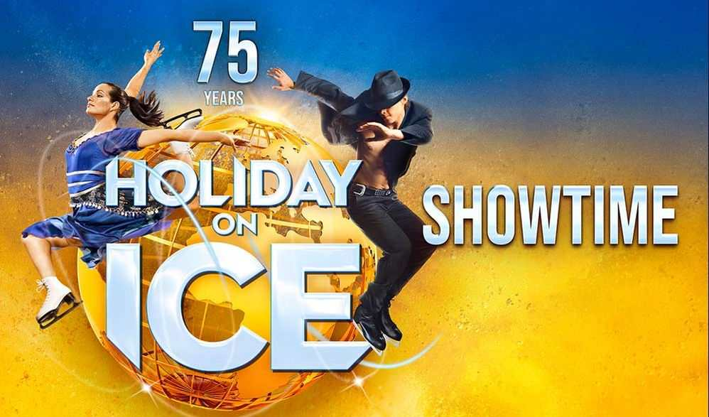 HOLIDAY ON ICE - SHOWTIME Wiener Stadthalle - Halle D