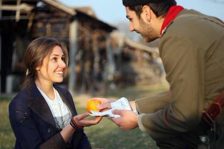 Projekcija filma ''Kad narandža u Slance dođe''