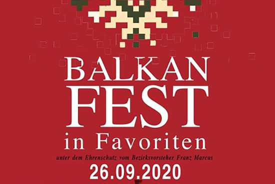 Balkan Fest in Favoriten u 10. bečkom becirku